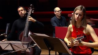 Valentini: Mandolin sonata op. 12 n. 6 - Andante/Allegro (LIVE on Radio France)