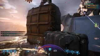 Asari Huntress Platinum Gameplay (Mass Effect Andromeda Multiplayer) width=