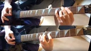 Iron - Ensiferum: Guitar + Vocal Cover