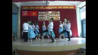 俄国舞蹈 - (陈佩姬)
