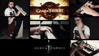 Gаmе of Thronеs Theme (Piano/Cajon/Melodica Cover by Slava Presnyakov)