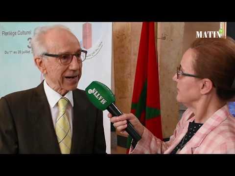 Video : Abdelkrim Bennani : «Tout Marocain doit avoir accès à la culture sans problème»