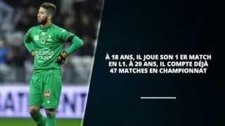 Ligue 1 Ces gardiens qui ont marqué l'histoire par leur précocité Ligue 1