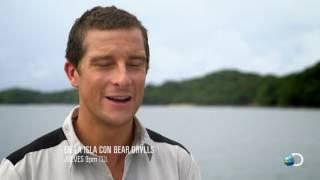 Discovery - La Isla con  Bear Grylls