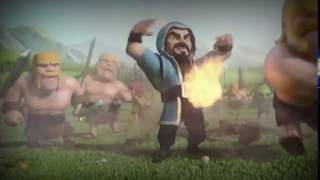 Clash of Clans Intro Yazisiz #2