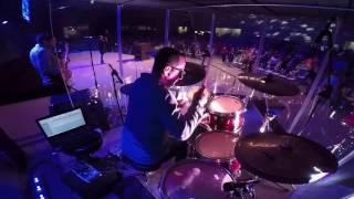 Me Amou Primeiro (Outrhora) - Live DrumCam - Krys Souza