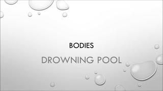 Drowning Pool - Bodies (Lyrics)