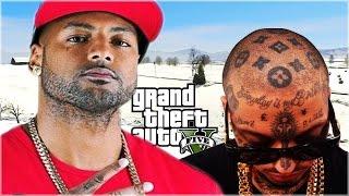 Maître Gims, Booba, Kaaris, Rohff et Swagg Man sur GTA 5 Online! [Délire Parodie] [FR]