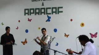 Muestra de Flauta Jhonny Dávila (pt.2): Caballo Viejo - Gala Cultural APRACAF