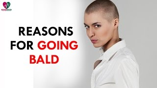 Reasons for Going Bald - Health Sutra