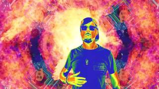 MikkiM Feat. MC Turner - Blaze (Official Psychedelic Video)