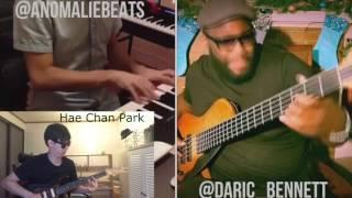 Sleigh Ride - Anomalie Beats & Daric Bennett Guitar Cover.