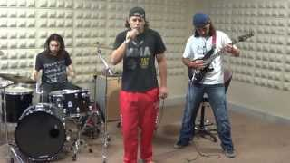 """VorteXXX Band """"Porch"""" Pearl Jam Cover with no Bass & only 1 Guitar Second Rehearsal"""