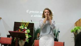 Songs of praise in the sermon - Alice from Vocal Livre