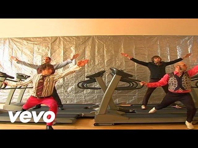 Vídeo de la canción Here it Goes Again de OK Go