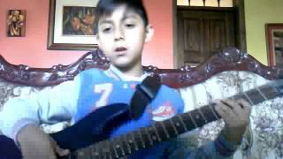 Como tocar la cancion de MGMT- KIDS
