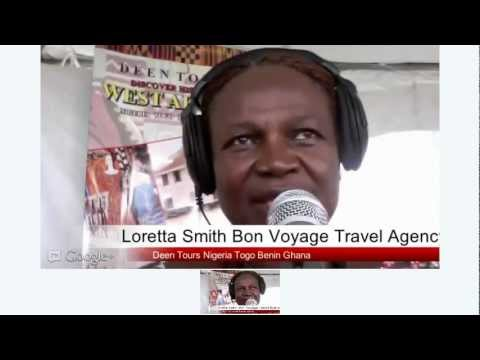 Discover Historic West Africa Deen Tours ON AIR LIVE