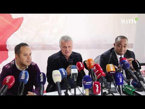Video : Saïd Naciri et Zoran Manojlovic commentent la séparation à l'amiable