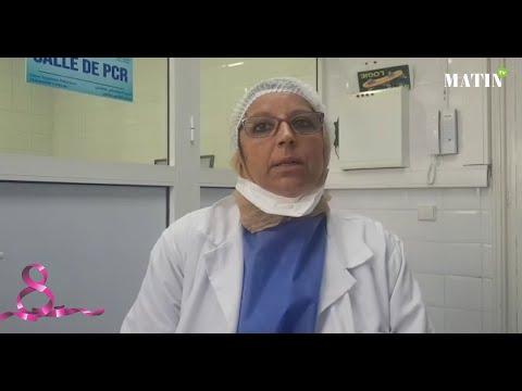 Video : Ouafae Sentissi, CHP Mohammed V- Meknès : Une implication à fond dans le combat contre la Covid-19, coûte que coûte