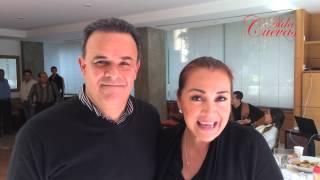 Aida Cuevas y Fernando de la Mora - Promo Pueblos Mágicos