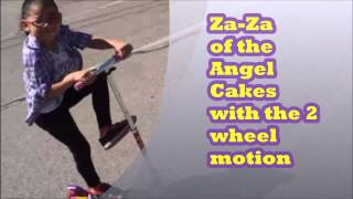 Angel Cakes Track - WoW - (Ga-Ga Power Wheelin' Video HD)