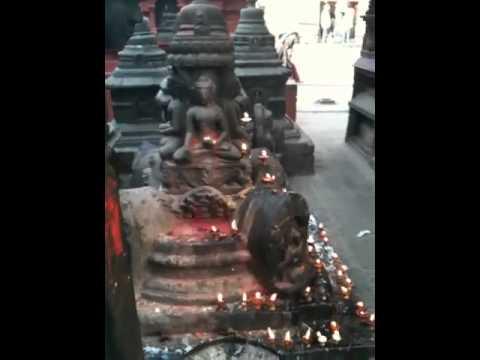 Monkey temple Kathmandu Nepal