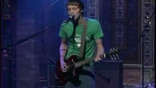 The Subways Live on Letterman 2006