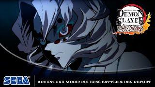 Demon Slayer: Kimetsu no Yaiba - The Hinokami Chronicles Gets New Trailer Showing Rui Boss Battle