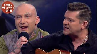 Sobota i Zenon Martyniuk śpiewają wspólnie u Kuby Wojewódzkiego! Jedyny taki duet!