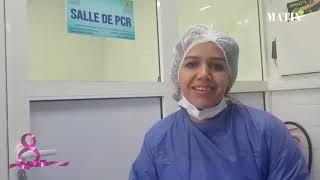 Naoual Jaballah, CHP Mohammed V- Meknès : Un engagement sans faille à saluer dans la lutte contre la pandémie en dépit de tous les risques