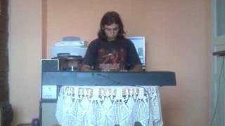 Boogie play Heart of steel by Manowar