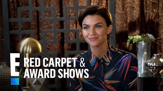 Ruby Rose Talks On-Set Prank War With Nina Dobrev | E! Live from the Red Carpet