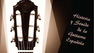 Conferencia-concierto: Historia y Sonido de la Guitarra Española