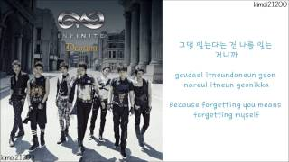 Infinite - I'm Going To You [Hangul/Romanization/English] Color Coded HD