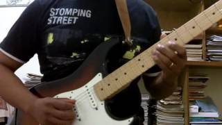 Cissy Strut - The Meters - cover by Paulo Rodrix (Paulão)