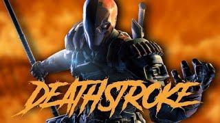 Deathstroke Rap - The Terminator (Deathstroke Origin) DC Comics | Daddyphatsnaps