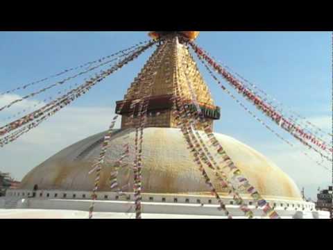 Boudhanath Stupa (Kathmandu, Nepal)