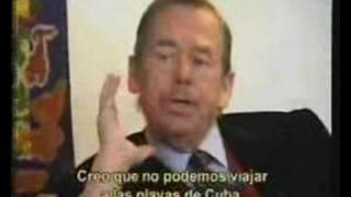 Mensaje de Vaclak Havel a los Cubanos