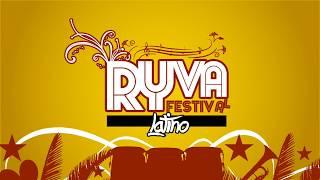 Bachata Team Project by Byron Espin  - Ryva Festival Latino 2017