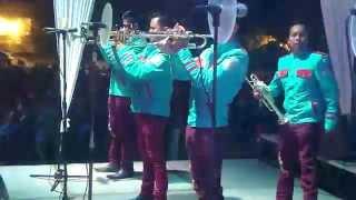 Banda Joyas Del Rey ..tocando el son recuerdos en cuitzeo