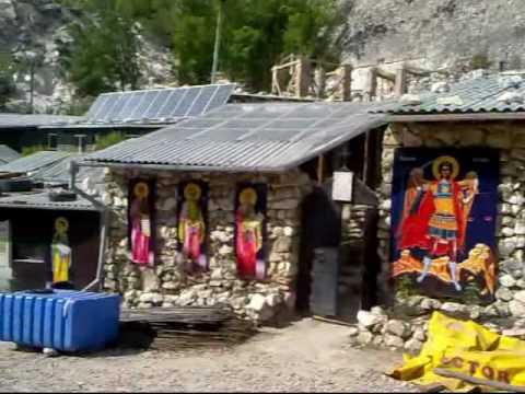 Качи-Кальон: пещерный город, скит, средневек-я церковь