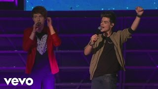 CD9 - Para Siempre (All the Way) (En Vivo) ft. Abraham Mateo