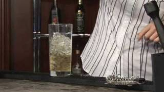 Brandy Mixed Drinks: Part 2 : How to Make the Brandy & Soda Mixed Drink
