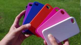 Skinit Soft Touch Slim Cases