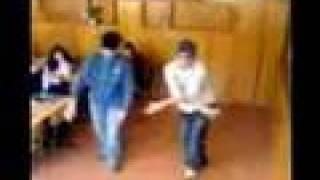 Break Dance Parody in BG