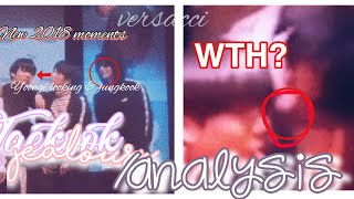 Taehyung Jealous Of Yoonkook? | Vkook Analysis/Moments width=