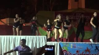 Romina Villao en el Día Internacional de la Danza 2014