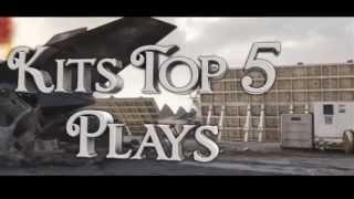 Kits Top 5 Plays #1