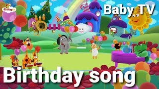Birthday song for Anna-Baby TV