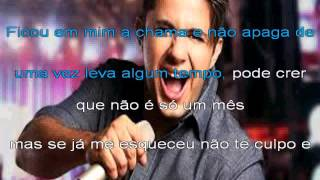 Cristiano Araujo Part. Gusttavo Lima - É Fato (Karaoke Lyrics)